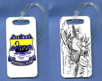 Bag Tags or Swing Tags