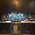 splashback tiles from streetart