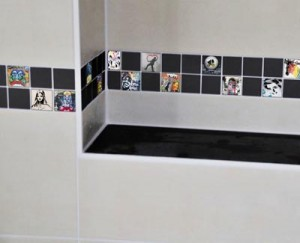 Mosaic Tiles for bathroom