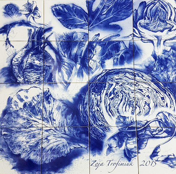blue tiles sydney