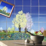 splashback ceramic tiles