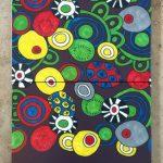 printed pattern tiles
