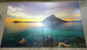 custom photo tiles