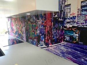 custom splashback tile murals
