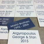 fundraiser tiles for club