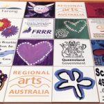 custom fundraiser art tiles