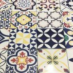 Waterline Tiles Mexican style