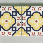Old Style Waterline Tiles