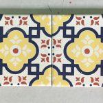 Old Style Waterline Tiles