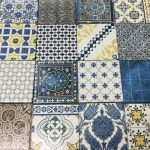 Porcelain Tiles old style