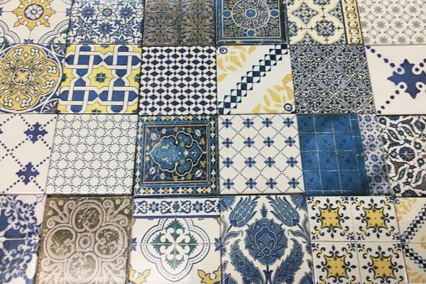 Waterline Tiles And Pool Tiles Jennoli Art