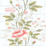 Floral handmade Tiles Australia