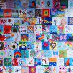 Colourful Memorial Tile Mural