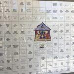 Family Tile Mural for School