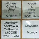 Names on Tiles