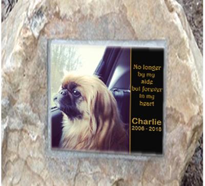 Outdoor Pet Sympathy Plaques