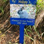 Pet Sympathy Grave Marker