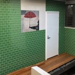 printed graffiti tiles for exterior