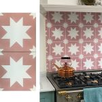 patterned tiles for kitchen