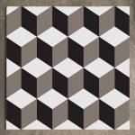 Floor Tiles Acton 450 grey