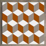 Floor Tiles Acton 450 terracotta