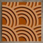 Floor Tiles Austin 450 terracotta