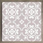 """Floor Tile """"Frances"""" 450x450mm"""
