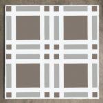 "Floor Tile ""Sally"" 450x450mm"