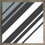 """Floor Tile """"Selvin blue"""" 450x450mm"""