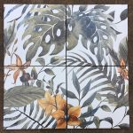 Tropical Tile Panels