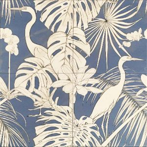 Wallpaper Tiles Heron