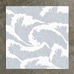 Design Splashout Blue