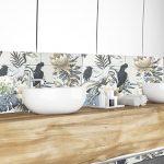 Wallpaper Tile Panels Botanica