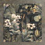 Wallpaper Tile Panel Floral Dream